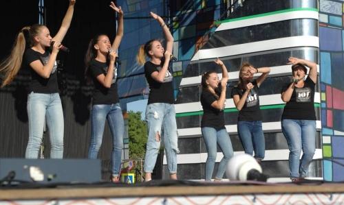 В Евпатории состоялся детский Республиканский фестиваль талантов «Крымский калейдоскоп»