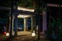 В отеле «Ялта-Интурист» открылся Античный Парк коконов