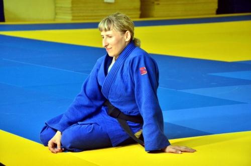 Паралимпийская сборная России по дзюдо тренируется в Алуште