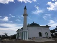 Мечети в Керчи вернули минарет