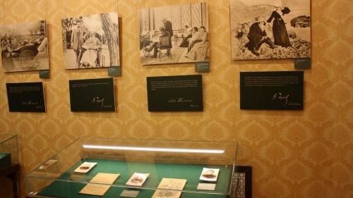 В Ялте в доме-музее А.П. Чехова открылись две выставки