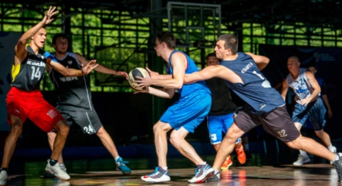 Алушта приняла Всероссийский фестиваль студенческого баскетбола «АСБ Фест»