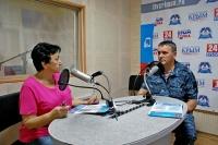 В рамках акции «Безопасный дом, объект, квартира» руководитель крымской вневедомственной охраны Росгвардии дал радиослушателям рекомендации по защите своего жилья от преступных посягательств