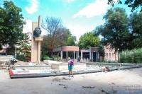 В Евпатории откроют новый фонтан на набережной Горького