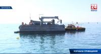 Подводные археологи обнаружили в Евпатории английский корабль ХIХ века