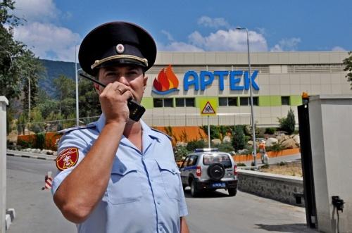 Росгвардия Крыма выполнила задачи по обеспечению общественной безопасности в период проведения Международной смены в детском центре «Артек»