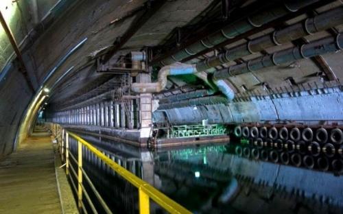В Балаклаве создадут подводное хранилище древностей
