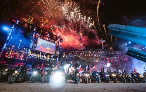 Власти Севастополя обеспечат байк-шоу металлодетекторами, световыми башнями и фан-барьерами