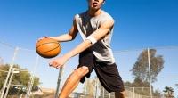В Керчи прошло первенство по уличному баскетболу