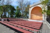 Концертная программа эстрады Приморского бульвара с 14 по 19 августа