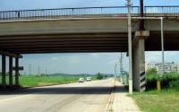В Керчи решили снести недостроенный мост