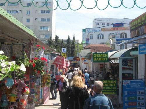 Сталинградский рынок в Севастополе будет перенесен