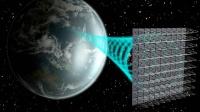 Ученые из США разработали легкий прототип фотопанелей для космической солнечной электростанции