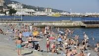 Крым посетили 4,4 млн туристов