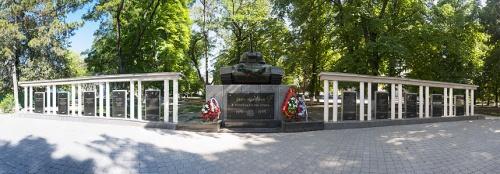 В Симферопольском Сквере Победы создадут арт-пространство для творчества
