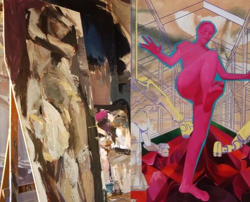 В Ялте состоится выставка известных современных художников Владимира и Марии Семенских
