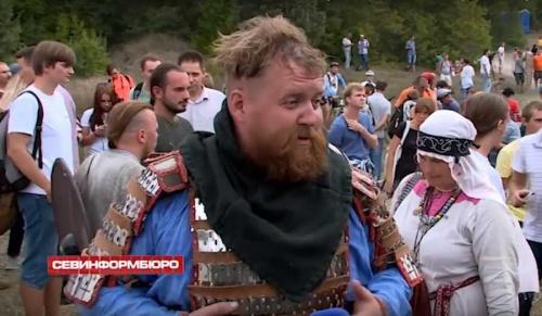 На Федюхиных высотах под Севастополем начался Крымский военно-исторический фестиваль