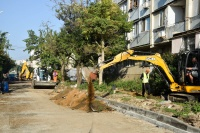 На шести улицах Евпатории проходит капитальный ремонт