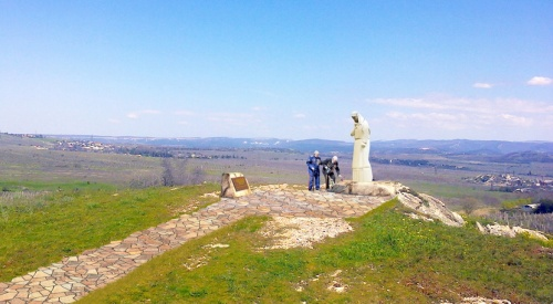 Севастопольская чувашская организация планирует установить памятник «Скорбящая мать»