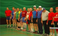 В Керчи открылись соревнования по гиревому спорту среди ветеранов