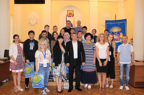 Ялту посетили участники саммита студенческих лидеров стран СНГ