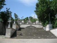 В Керчи задерживают реконструкцию Митридатской лестницы