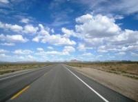 В Симферополе открыли путепровод над Евпаторийским шоссе