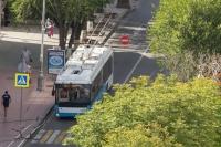 В Севастополе разработали схемы перспективного развития троллейбусной маршрутной сети