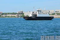 В Севастополе на несколько дней изменится работа парома