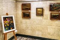 В Симферополе открылась выставка живописца Владимира Паталахи