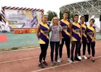 В Ялте прошли Всероссийские соревнования по легкой атлетике