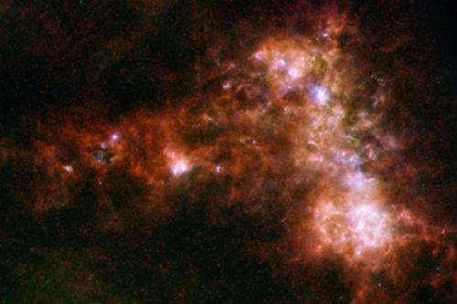 Найдены следы космического катаклизма