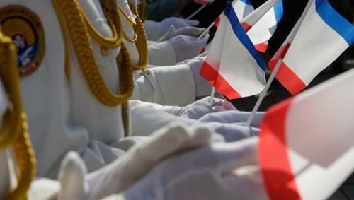 День флага и герба Крыма отметят автопробегом, флешмобом и концертом
