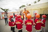 Три дня в Евпатории будет работать детский городок профессий