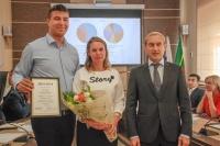 Крымская семья года живет в Евпатории