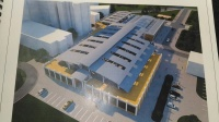 В Ялте на ремонт закрывают часть Вещевого рынка