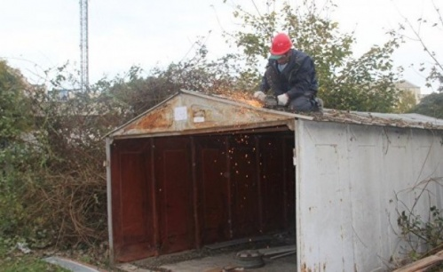 К ноябрю в Севастополе снесут более 900 гаражей