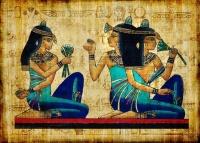 Древняя египетская краска может найти применение в энергосберегающих крышах