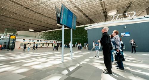 В аэропорту Симферополя добавили девять новых рейсов