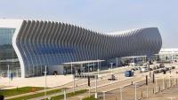 Новый терминал аэропорта Симферополь за полгода обслужил 3,8 млн пассажиров