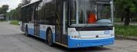 Симферопольские троллейбусы изменили маршруты из-за ремонта дорог
