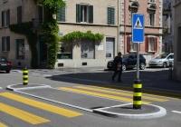 Севавтодор устанавливает специальные дорожные знаки вблизи образовательных учреждений