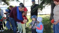 Ялтинцы приняли участие в высадке цветов на набережной города