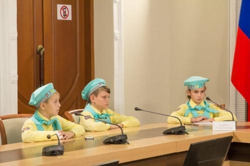 В Севастополе стартовал месячник по безопасности дорожного движения