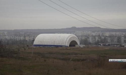В Керчи второй год зимний каток будет действовать в районе Ворошилова