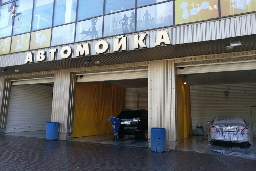 Больше половины обследованных чиновниками автомоек Симферополя прошли проверку на законность работы