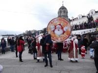 Мороз-парад пройдет на набережной Ялты в девятый раз