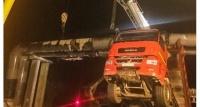 В Керчи КамАЗ протаранил теплотрассу — без отопления остались 22 тысячи человек