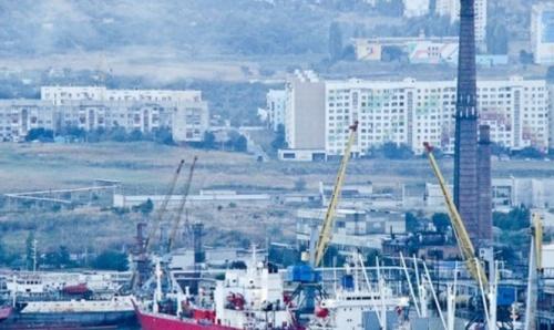 Керченский рыбный порт заработал после долгого простоя