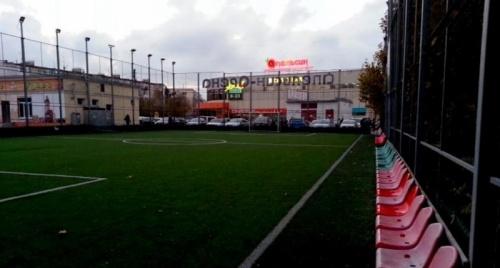 «Апельсин-арена» в Севастополе вновь заработает